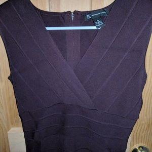Eggplant INC Dress
